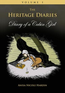 Diary of a Cabin Girl Front Cover