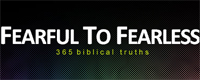 Exploring Biblical Truths About Fear and Worry